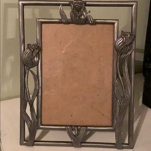 5x7 heavy metal picture frame